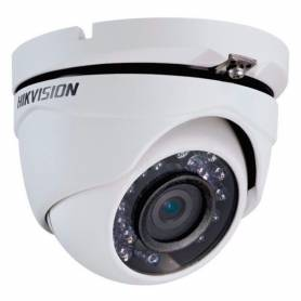 Domo Metalico HD-TVI 720P 1MP HIKVISION DS-2CE56C0T-IRM