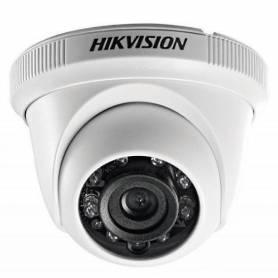 Domo plastico HD-TVI 720P 1MP HIKVISION DS-2CE56C0T-IRP