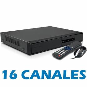 DVR 16 CANALES DIGITAL SUDVISION SD-7216E SUDVISION