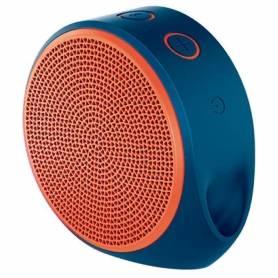 Parlante Portátil Bluetooth X100 ORANGE Logitech
