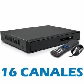DVR  Vigilancia Ipok de 8 Canales sin disco rigido