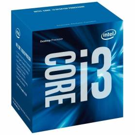 Intel Core I3 6100 Processor LGA1151  (6M Cache, up to 3.70 GHz)