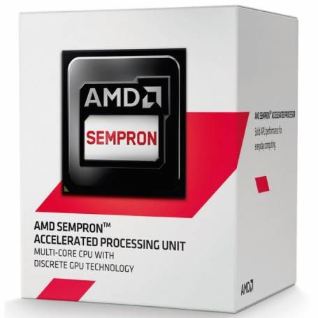 Procesador AMD Sempron 2650 Socket AM1