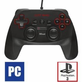 Joystick para PC y PLAY 3 TRUST GXT540 con cable