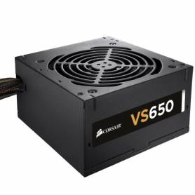 Fuente para PC 650Watts Corsair VS650 80 Plus