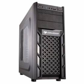 Gabinete Gamer Cougar SOLUTION II sin fuente