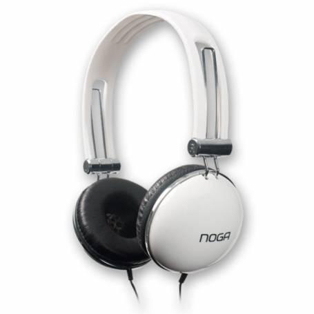 Auricular Noga NG-901 control de volumen en el cable Negro