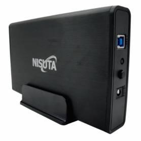 USB BOX 3.5 SATA con fuente