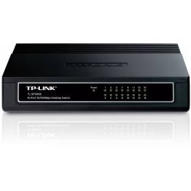 TL-SF1016D Switch de 16 puertos a 10/100Mbps de escritorio