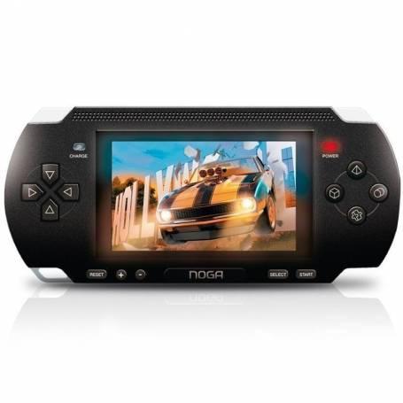"Consola Portatil  10.000 Juegos en memoria LCD 3"" Noga POCKY 32"