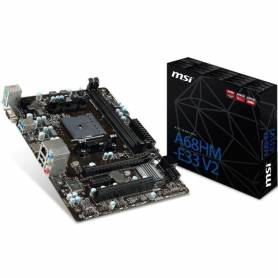Motherboard MSI A68HM-E33 V2 Socket FM2 / FM 2+