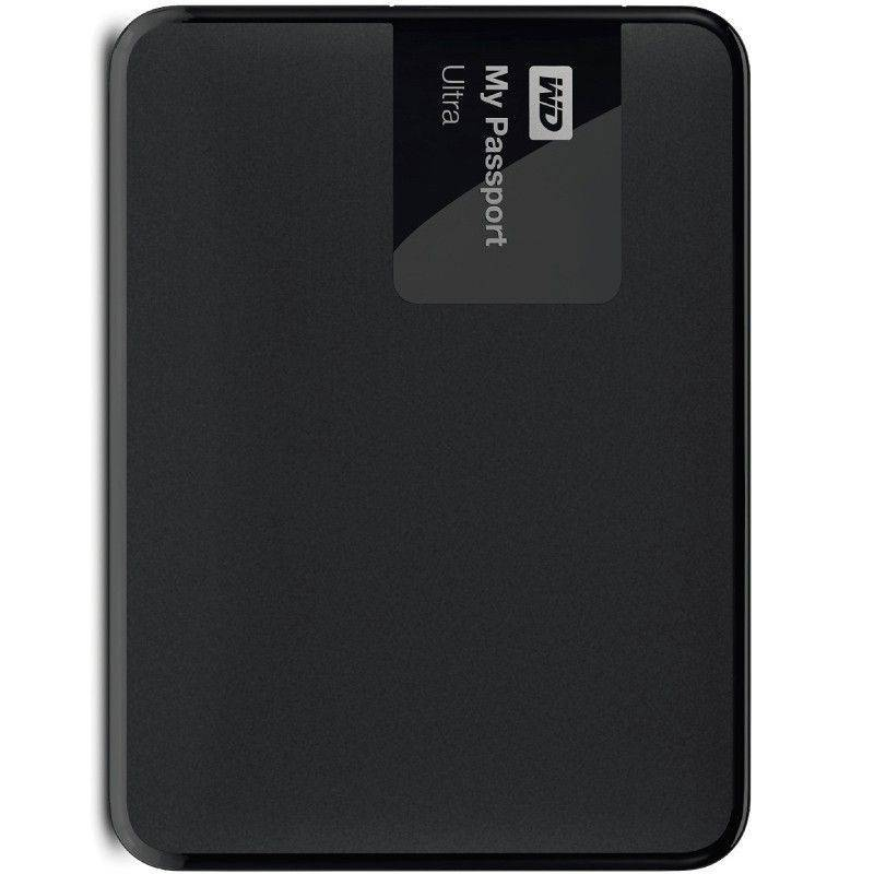 Disco Externo WD My Passport Ultra 2 Tb, USB 3.0