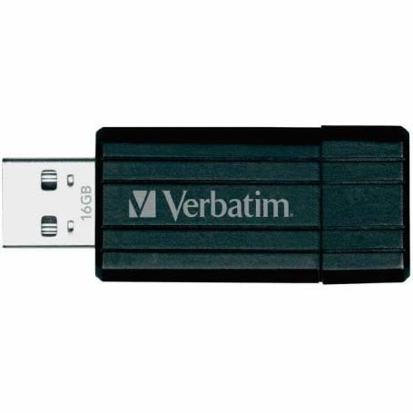 Pendrive 16gb Verbatim PinStripe 49063
