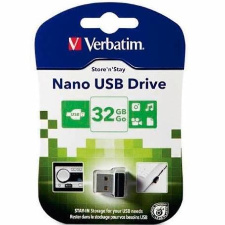 Pendrive Nano 32Gb Verbatim 98130