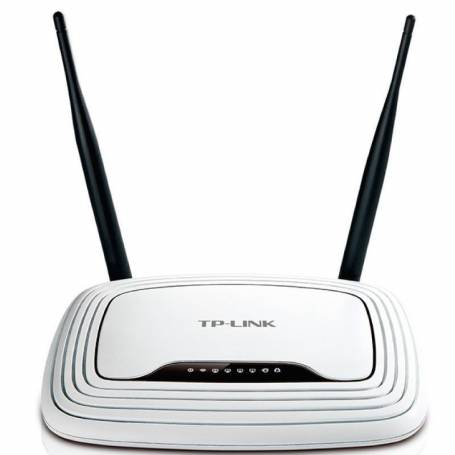 TL-WR841N Router inalámbrico N a 300Mbps