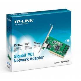 TG-3269 Adaptador de Red Gigabit PCI