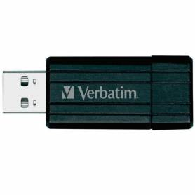 Pendrive 128gb Verbatim PinStripe 49071