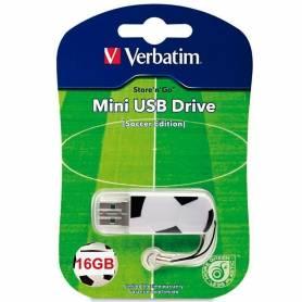 Pendrive 16Gb footall Verbatim 98681