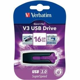 Pendrive 16GB Verbatim Store n Go V3 USB 3.0 49180