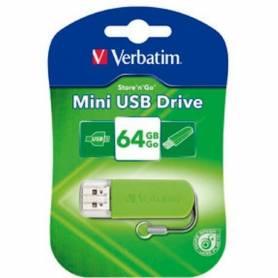 Pendrive 64gb Verbatim Cle USB Mini 49834