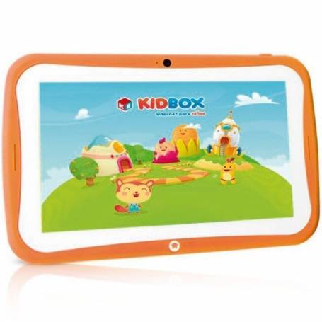 Tablet Kolke family 2 kidbox 7 HD QuadCore