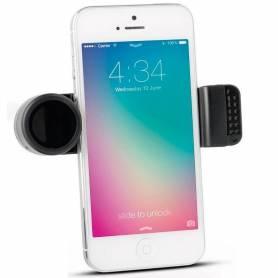 "Soporte ventosa o torpedo para Smartphones de 3.5"" a 6.3"" Noga NG-HOLD3"