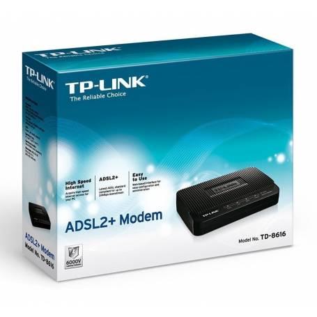 TD-8616 TP Link ADSL2+ Modem