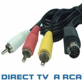 Cable para DIrect TV a RCA TV L14