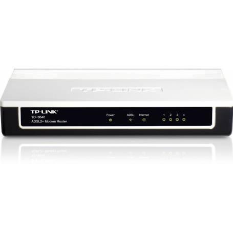 TP Link TD-8840 ADSL2+ Modem