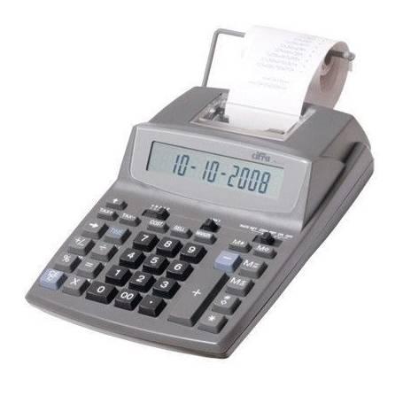 Calculadora Cientifica Cifra PR 1200 12 Digitos