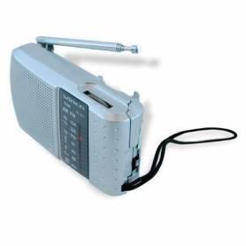 Radio AM/FM Portatil Winco W-223 salida Auriculares