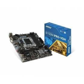 Motherboard MSI B150M PRO-VDH Socket LGA 1151