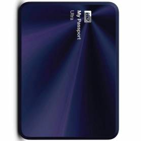 Disco Externo WD My Passport Ultra 2 TB BLUE Metal Edition USB 3.0