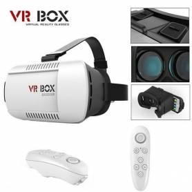 Vr Box 150vr Lentes Realidad Virtual 3d C/ Remoto 360 Grados