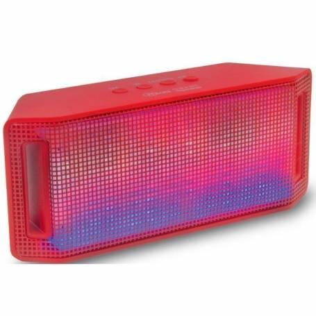 Parlante Portátil Bluetooth NG-P31 con LED Noga
