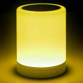 Parlante Bluetooth NOGA MUSIC LAMP