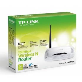 Router Cable / DSL TL-R860 de 8 puertos