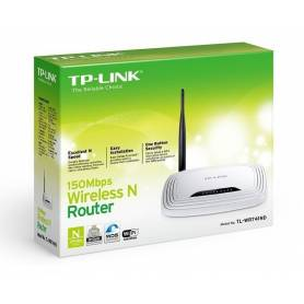 TL-WR741ND Router Inal. N 150Mbps LIQUIDACION