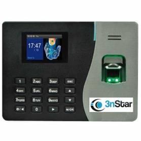 Reloj de control horario y asistencia lector de huella dactilar 3nstar TA040