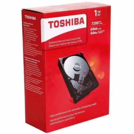 """Toshiba P300 1TB 7200 RPM 64MB Cache SATA 6.0Gb/s 3.5"""""""
