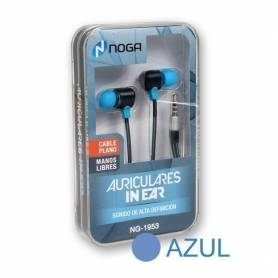 Auriculares PANASONIC In Ear RP-HJE125 Negro Tablet Ipod Mp3 S4 S3 Mini
