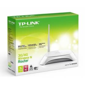 TL-MR3220 Router inalámbrico N 3G/4G