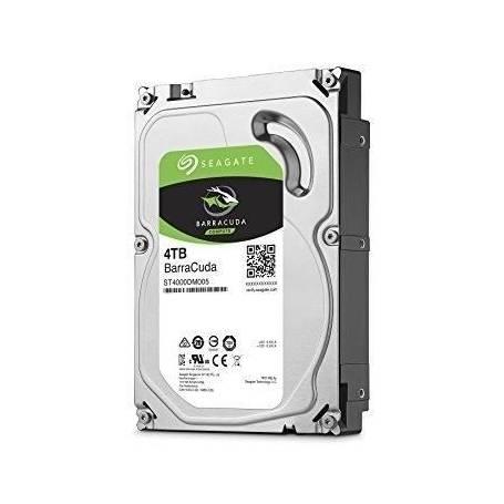 Disco Rigido 4TB Seagate BARRACUDA SATA 6GBs