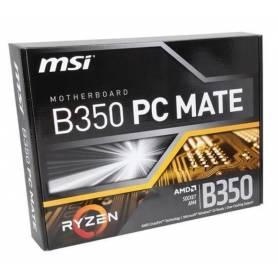 MSI B350 PC MATE, Skt AM4 (AMD RYZEN)