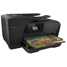 Multifuncion A3 HP Office Jet 7510 MFC Impresiones en gran formato