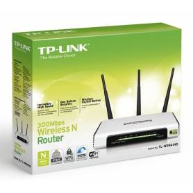 TL-WR941ND Router inalámbrico N a 300Mbps