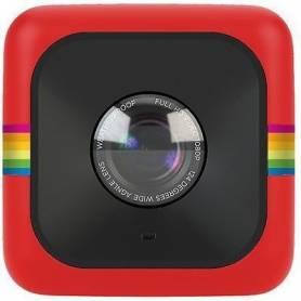 Cámara Polaroid Cube Hd 1080p Lifestyle Action Video Roja