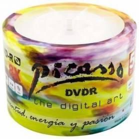 DVD Dual Layer PICASSO por unidad