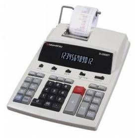 Calculadora DAIHATSU con impresora