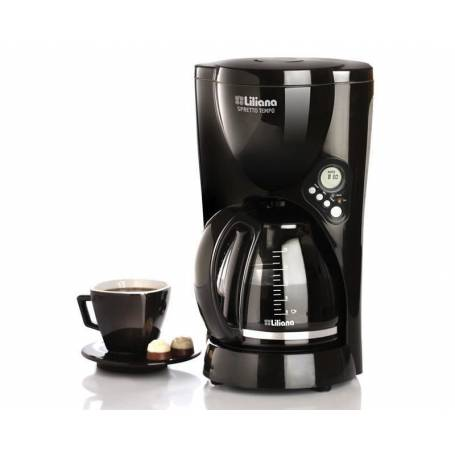 Cafetera electrica Liliana Ontime